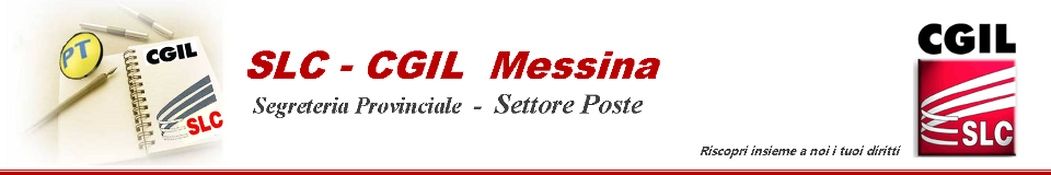 SLC-CGIL Messina