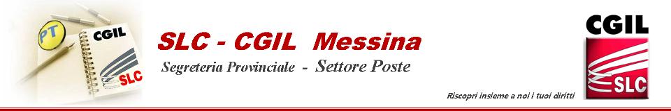 SLC-CGIL Messina